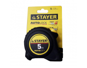Рулетка Stayer Master AutoLock (2-34126-05-19-z01) (5 м)