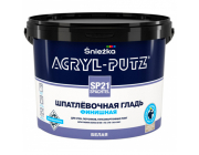 Шпаклевка Sniezka Acryl Putz SP21 Finish 8 кг