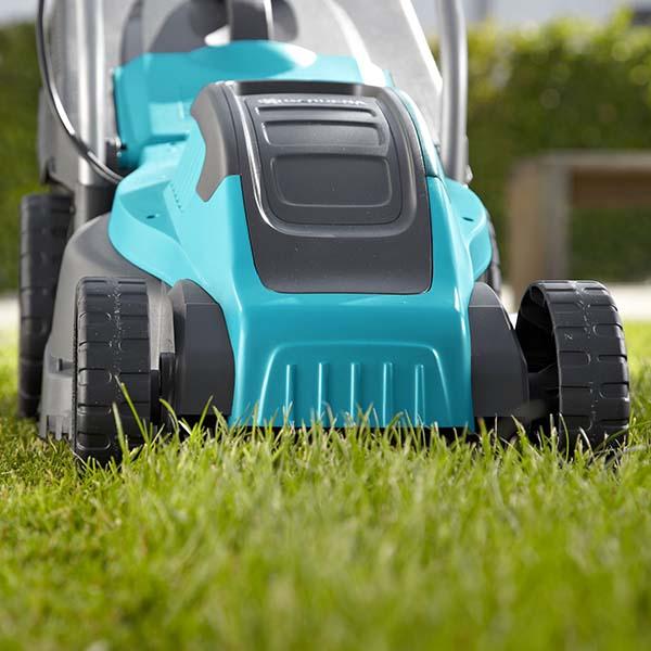 газонокосилка Gardena Power Max 1100 32 отзывы
