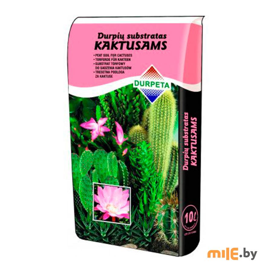 Грунты для комнатных растений Durpeta GP0133 для кактусов 10 л купить в Минске. Хороший, открытый, эпоксидный грунт для рассады, для семян. Сорта грунта: отзывы, фото, описание.