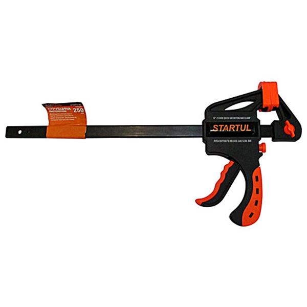 Струбцина пистолетная 250мм ST9015-25 купить в Минске - характеристики, цена, фото