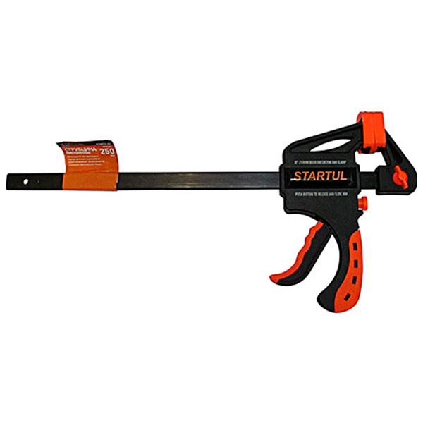 Струбцина пистолетная 450мм STARTUL PROFI (ST9015-45) купить в Минске - характеристики, цена, фото